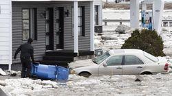 Inondations: une autre déferlante de la Chaudière est attendue à