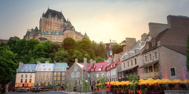 Le Vieux-Québec à risque d'être retiré du patrimoine mondial de