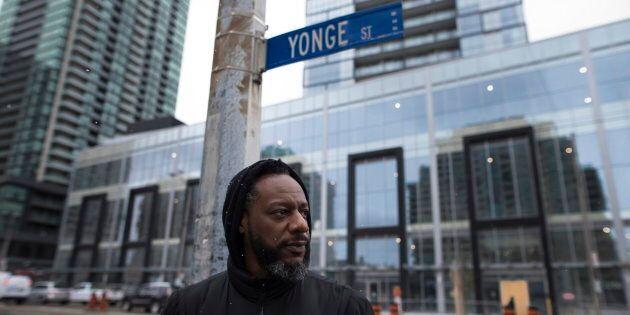 Dion Fitzgerald a été témoin de l'attentat au camion-bélier de Toronto et vit maintenant avec un syndrome...