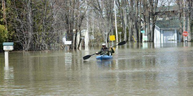 Inondations: le nombre de sinistrés commence à diminuer à l'échelle