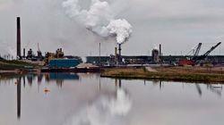 Les émissions de gaz polluants des sables bitumineux seraient