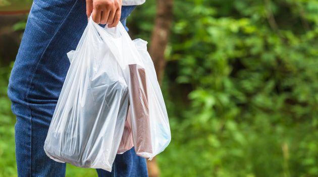Plastique jetable banni: une étude d'impact réclamée avant tout