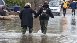 Inondations: pas de bon augure pour le