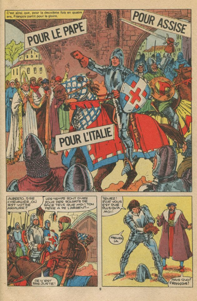 Quand saint François d'Assise devint un héros