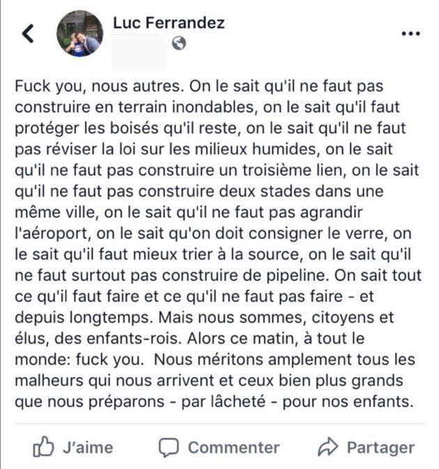 Luc Ferrandez