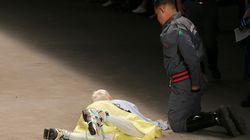 Fashion Week: le mannequin brésilien Tales Cotta meurt lors d'un