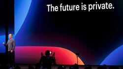 Facebook: «le futur est privé», lance Mark