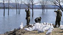 Inondations: Ottawa prêt à une «réflexion» de pair avec les