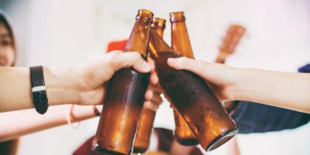 Vous aimez la bière pour l'ivresse, pas le