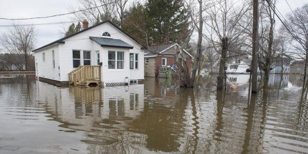Inondations: la situation semble se