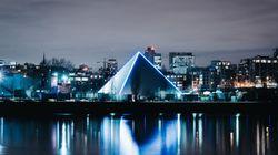 La nuit dans la mystérieuse pyramide de Guy