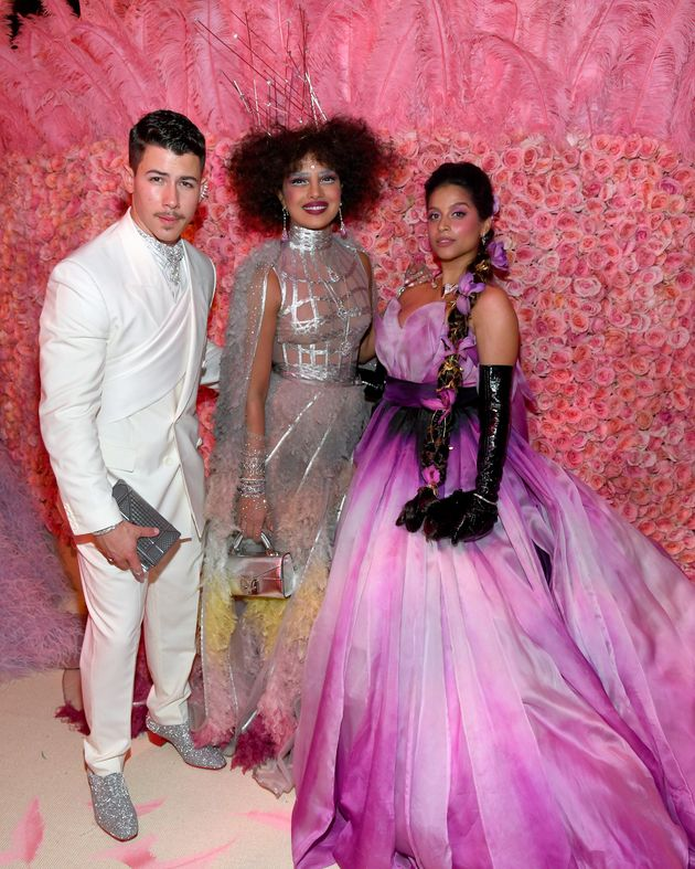 Dior+Bindi: Priyanka Chopra Goes All Out For The Met Gala Yet