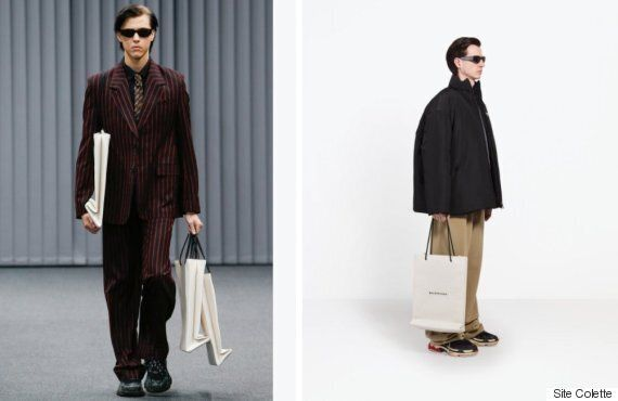 Ce nouveau sac de Balenciaga va créer l'émoi sur la