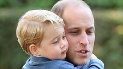 La princesse était absente de la carte royale pour la fête des pères et certains sont