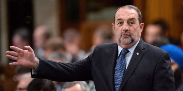 Denis Lebel quitte Ottawa et rentre au