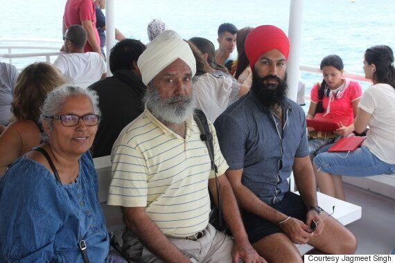 Chefferie du NPD: Jagmeet Singh courtise les Québécois avec une première pub en français