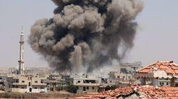L'Iran tire des missiles contre «des bases de terroristes» en