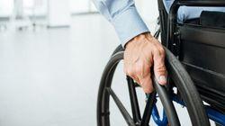 Le fauteuil roulant qui fait fuir les