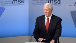 Mike Pence rassure les pays