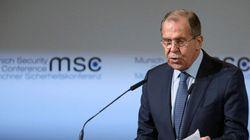 La Russie prône un nouvel ordre