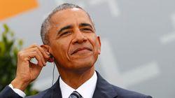 À Montréal, l'ex président Obama assure que l'ordre international