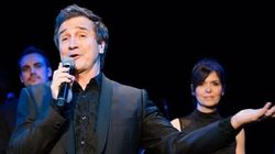 René et Nathalie Simard ont chanté ensemble au Téléthon Opération Enfant
