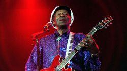 Un album posthume de Chuck Berry paraîtra