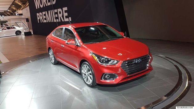 Voici la nouvelle Hyundai Accent