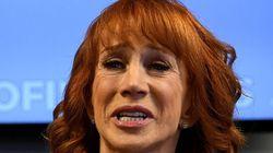 Kathy Griffin: « la famille Trump veut ruiner ma vie