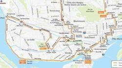 Le Tour de l'île et la fermeture du pont Champlain compliqueront la circulation à
