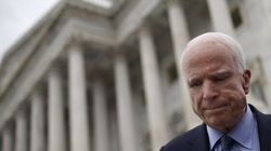 John McCain compare les indiscrétions de Trump au