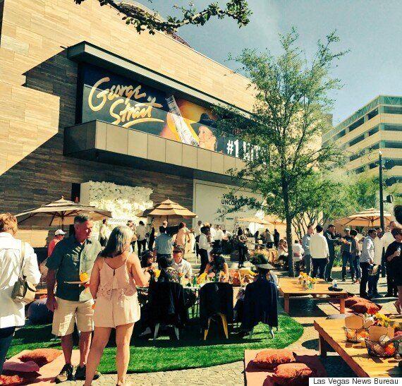 Le paradis des foodies est au festival Vegas Uncork'd