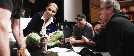 Les nouvelles bottes de Céline Dion font sourire la Toile