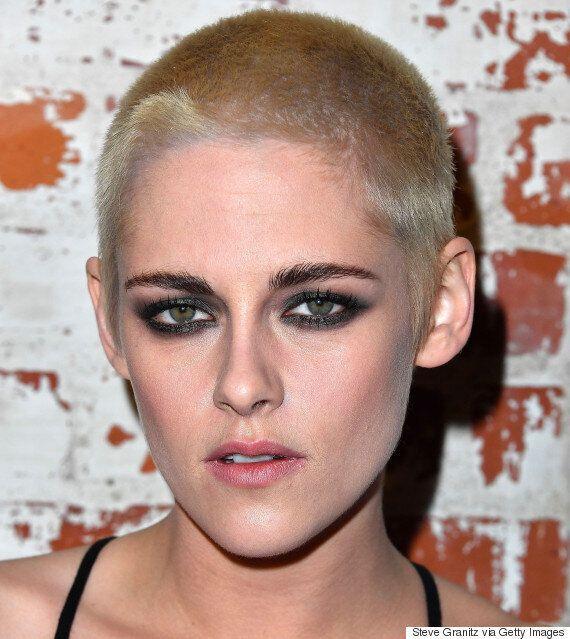 Kristen Stewart ose un nouveau style