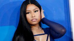 La nouvelle coupe de Nicki Minaj est