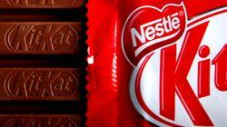 Nestlé perd un procès en appel sur la forme des Kit