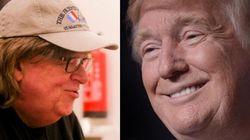 Michael Moore prépare un documentaire pour porter un coup fatal à la présidence de