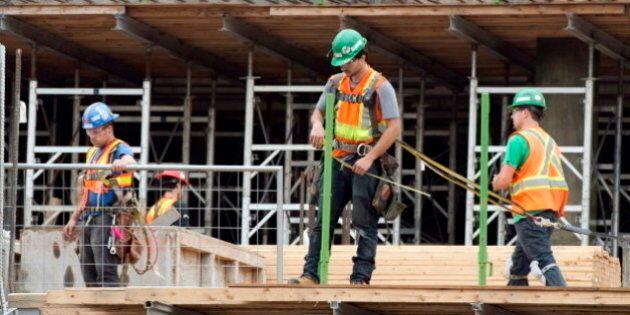Les travailleurs de la construction du Québec se préparent à une grève le 24