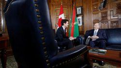 L'Aga Khan est de retour à Ottawa pour l'inauguration de son nouveau