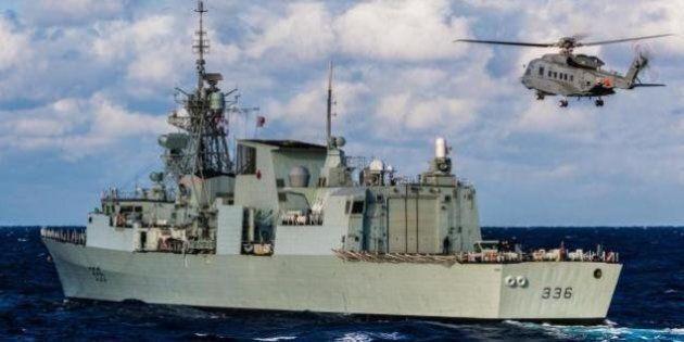 Le coût des nouveaux navires de guerre