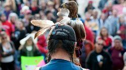 Des Autochtones du Canada et des États Unis s'unissent pour s'opposer à