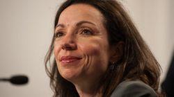 La députée péquiste Martine Ouellet souhaite diriger le Bloc
