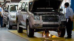 Ford supprimerait 20 000 emplois à travers le