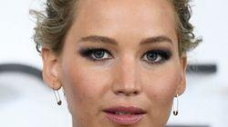 Jennifer Lawrence est quasi méconnaissable sur l'affiche de son nouveau