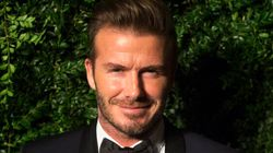 Accusé de se servir de l'humanitaire pour ses affaires, David Beckham