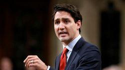 Réforme électorale: Trudeau craignait la division créée par un référendum et la montée de la