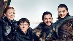 Cette photo de «Game of Thrones» pourrait annoncer une mort
