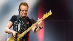 Découvrez les photos du spectacle de Sting au Métropolis de