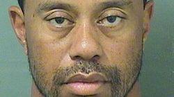 La vidéo de l'arrestation de Tiger Woods rendue publique