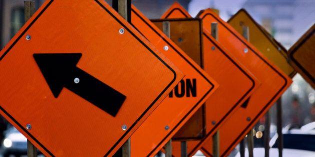 Le CAA-Québec publie son palmarès des pires routes du